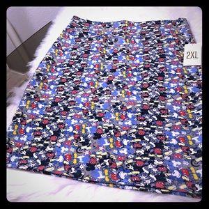 Plus Size NWT Disney skirt
